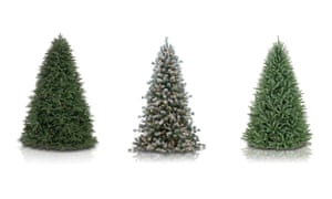 Christmas Decorations The Best Artificial Trees Life And Style