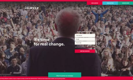 Labour suffers second cyber-attack in two days