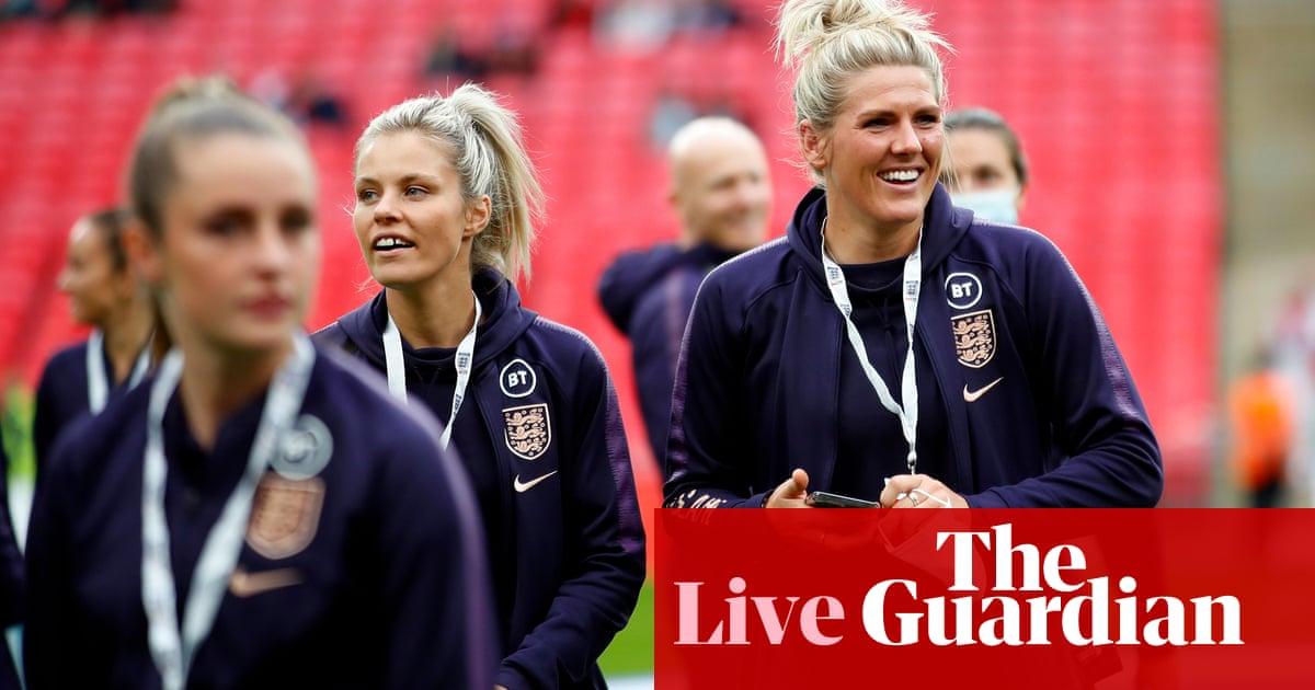 England v Northern Ireland: Women's World Cup qualifier – live!