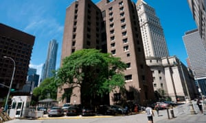 The Metropolitan correctional center in lower Manhattan has held high-profile inmates but was largely unknown to the public until Epstein's death last weekend.