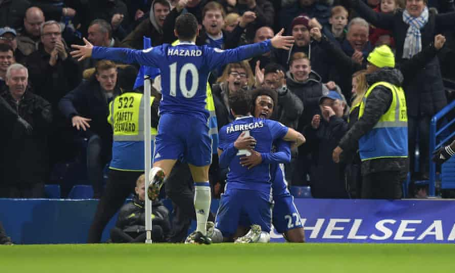 Chelsea's winning streak hit bookmakers, say analysts