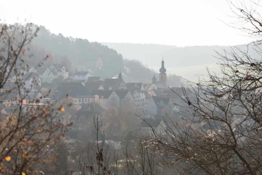 The town of Boxberg