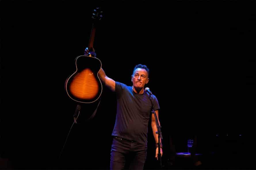Springsteen on Broadway.