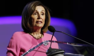 Democratic leaders Nancy Pelosi leader Chuck Schumer have said bipartisan agreement would 'enhance our national security and invest in middle class priorities'.
