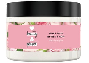 Love, Beauty & Planet Delicious Glow Body Butter