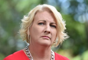 Coralee O'Rourke says she shares the concerns of the ombudsman about Adrian's case.