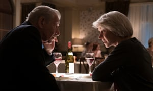 Helen Mirren and Ian McKellen in The Good Liar.