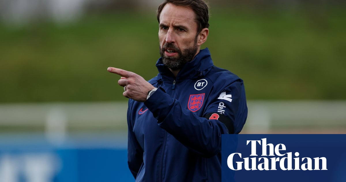 Not acceptable: Gareth Southgate says Greg Clarke had to go after comments