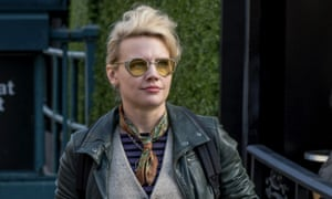 Breakout star … Kate McKinnon as Jillian Holtzmann.