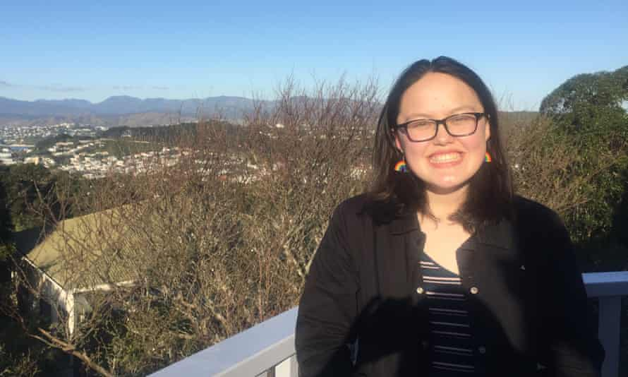 Gina Dao-McLay turns 18 in time to vote in New Zealand's election in October.