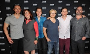 Orphan Black cast and crew at Comic Con