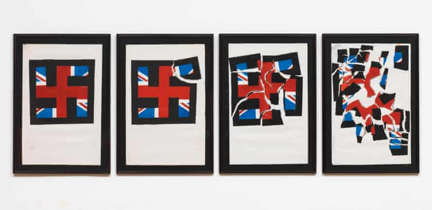 Destruction of the National Front, 1979–80 by Eddie Chambers.