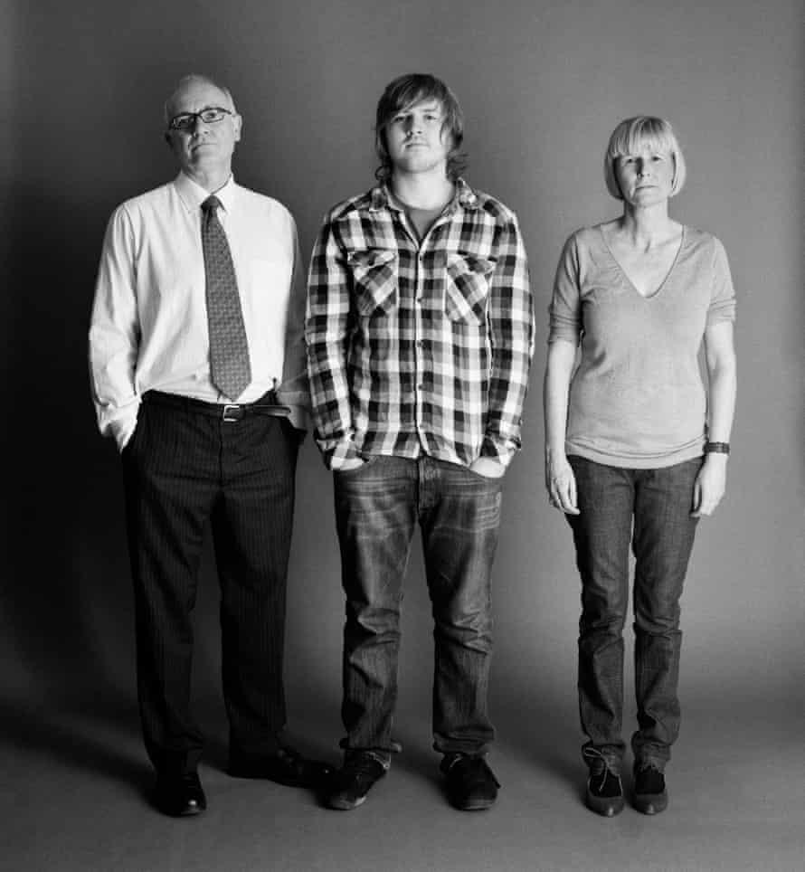 2008: Frank and Sue, 53, Eddie, 17.
