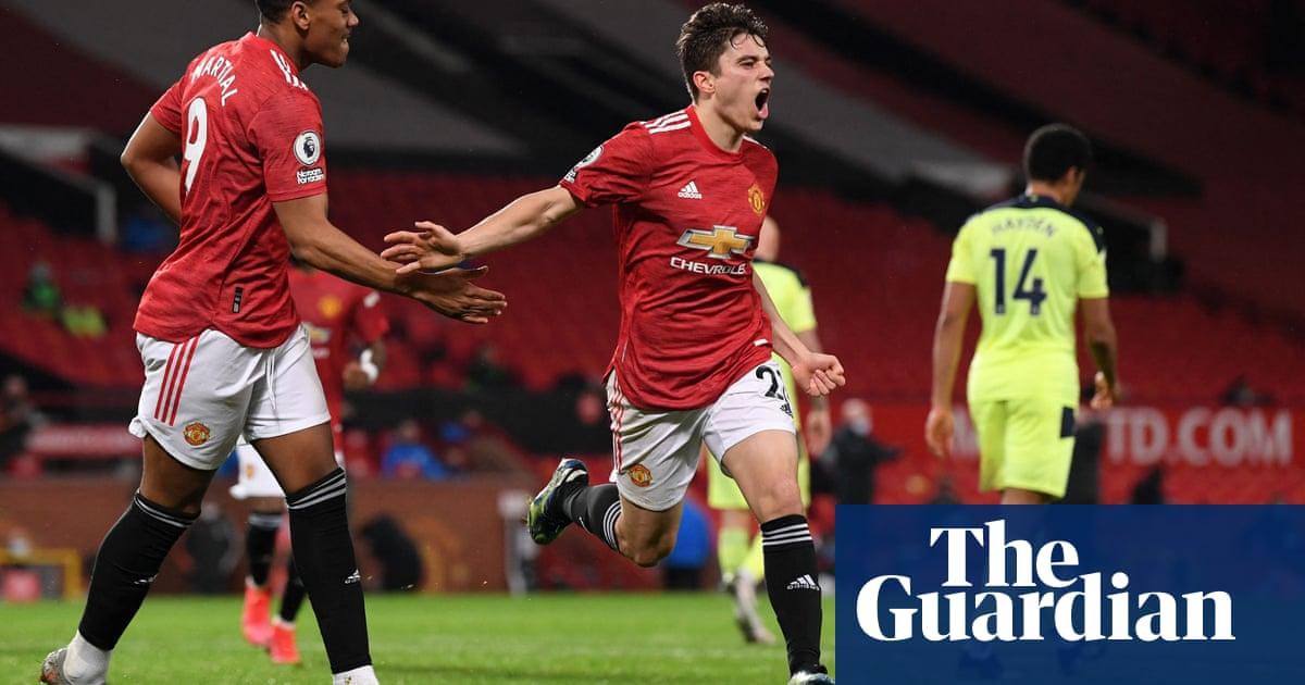 Daniel James shines in Manchester Uniteds win over struggling Newcastle