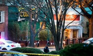 Comet Pizza in Washington DC