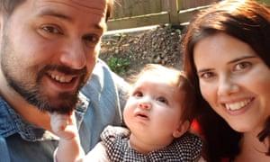 Margarida Cibrao-Roque and parents