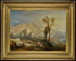 Ehrenbreitstein by JMW Turner