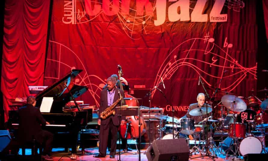 Jazz at the Everyman Theatre, Cork