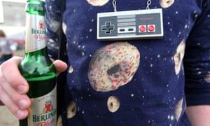 Nintendo Entertainment System joypad