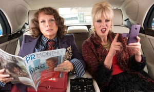 Absolutely Fabulous has always gone beyond cliche in its depiction of the fashion industry.