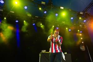 Afro-pop MC Kojo Funds