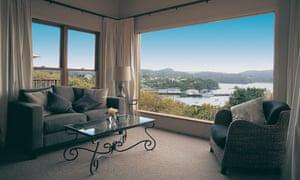 Stewart Island Lodge, South Island, New Zealand
