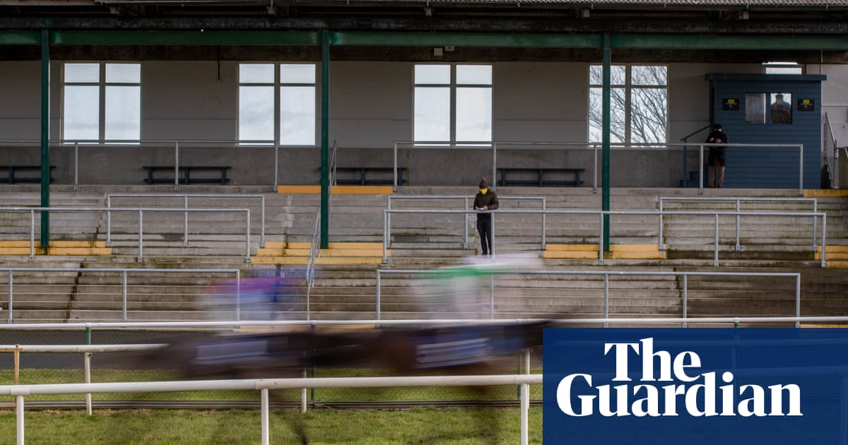 Irish trainer has licence suspended after Viking Hoard nobbled before race