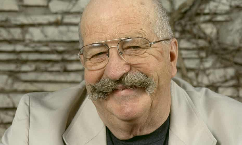 'Full of wit and charm and mischief' … Gene Wolfe.