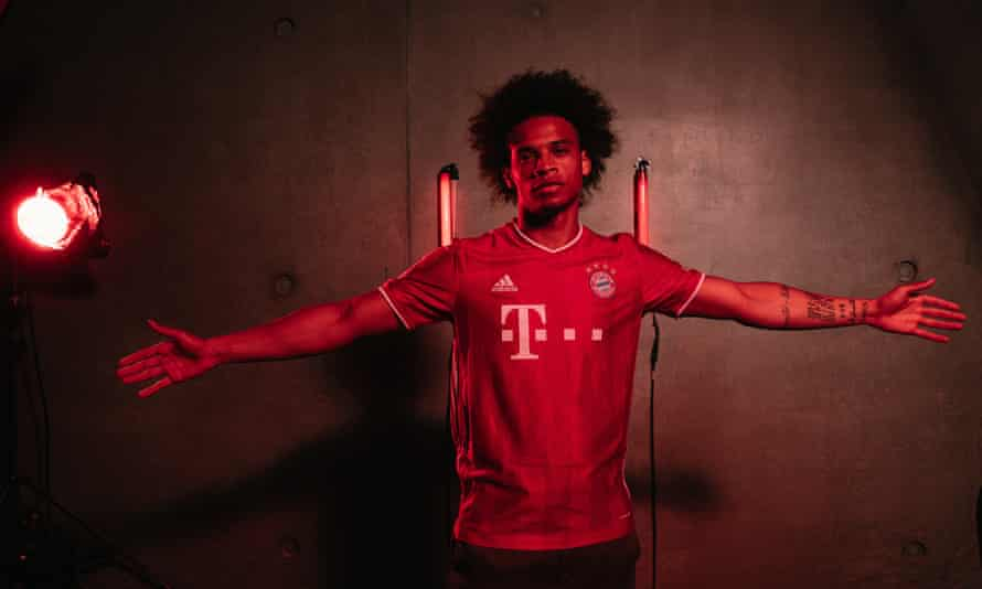 Leroy Sané has said the Champions League is 'the top priority' for him at Bayern.