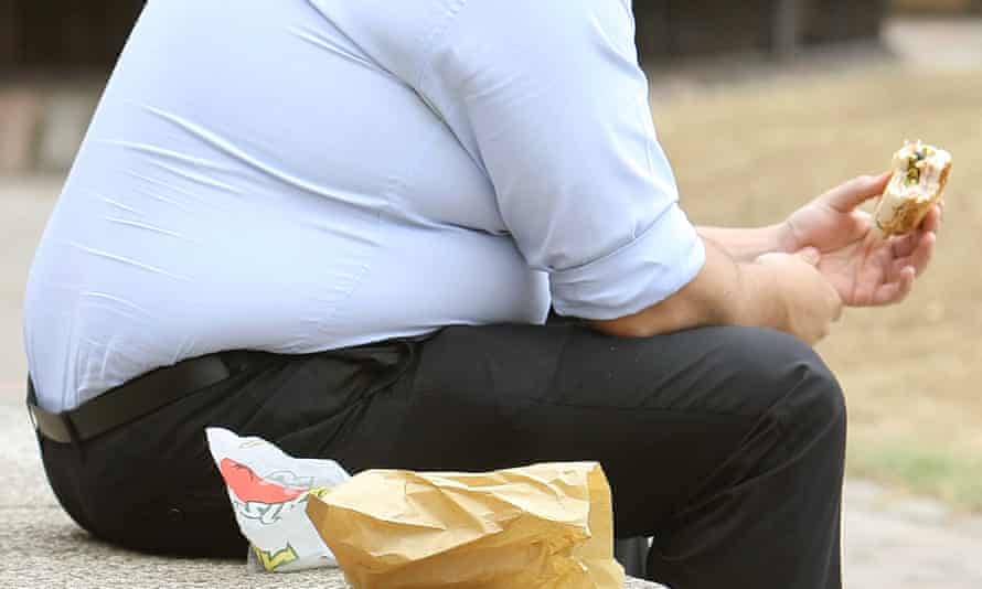 Health experts said Britain's obesity crisis would 'bankrupt the NHS'.