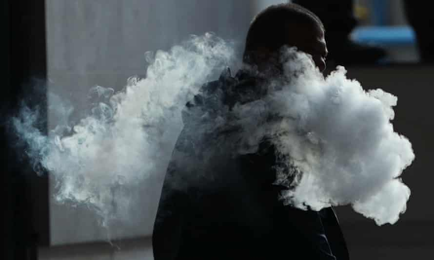 Some experts see vaping as a transition to being nicotine-free rather than a substitute for smoking tobacco.