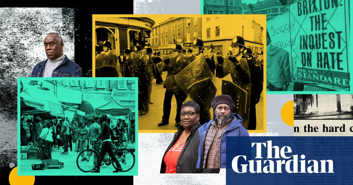 Brixton riots 40 years on: 'A watershed moment for race relations'