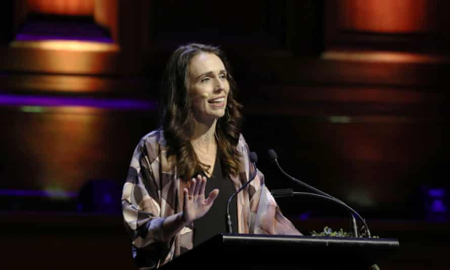Jacinda Ardern's government passed broad gun reforms following the Christchurch mosque shootings.