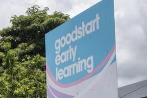 Goodstart Early Learning Centre.