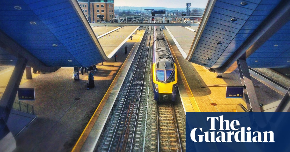The rail revolution: how tech firms are helping train