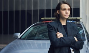 Carey Mulligan in the BBC drama Collateral.
