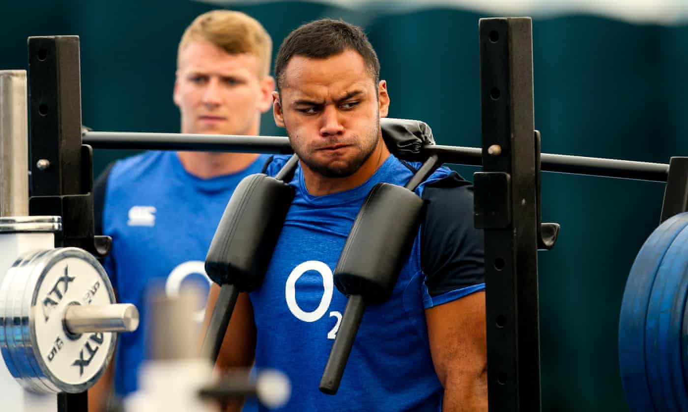 Billy Vunipola says his social media will not be a World Cup distraction
