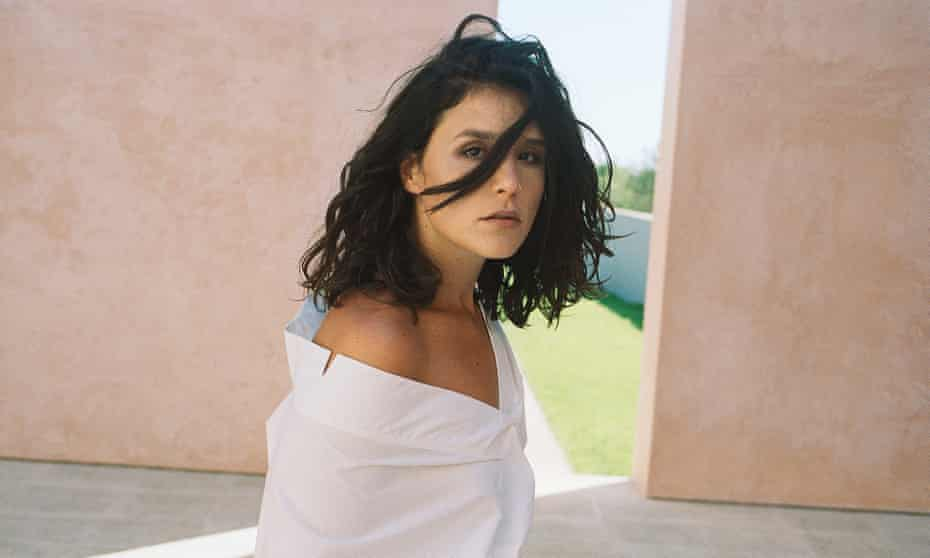 Jessie Ware: 'I just wanted to be in that Pitchfork cool zone.'