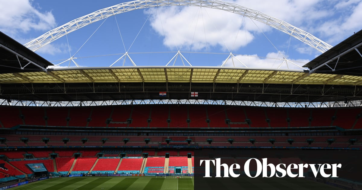 Wembley the headline act at Euro 2020 but ailing finances cast a shadow