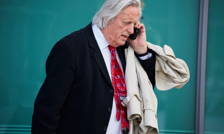 Michael Mansfield QC said the inquiry needed a lawyer at the top.