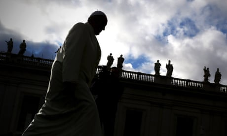 The war against Pope Francis