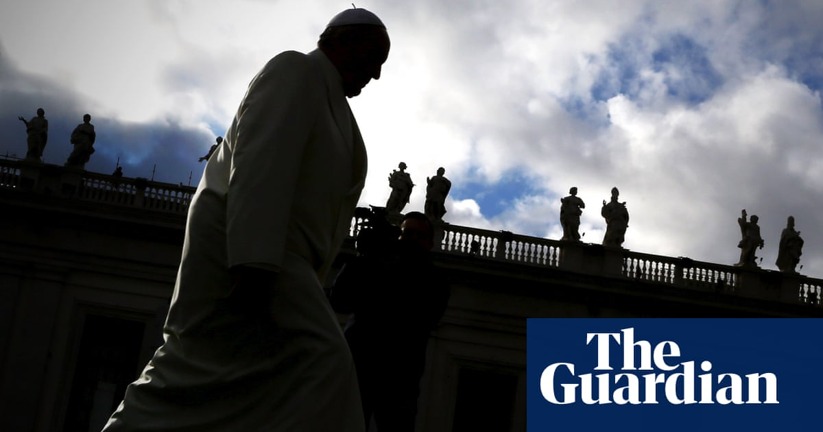 The war against Pope Francis | News | The Guardian
