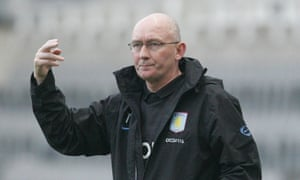 The former Aston Villa youth coach Tony McAndrew declined to comment on the allegations of bullying and abuse.