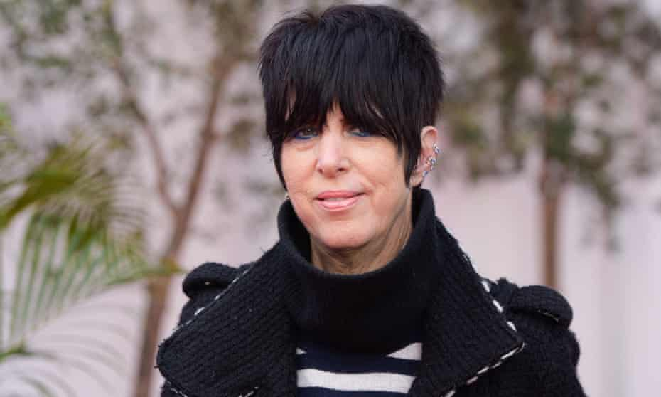 'I've got two Beatles singing on one of my songs' … Diane Warren, whose album is called The Cave Sessions Vol 1.