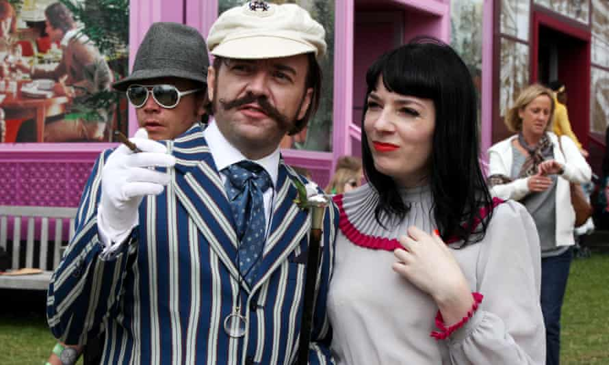 The Vintage Revival festival at Goodwood