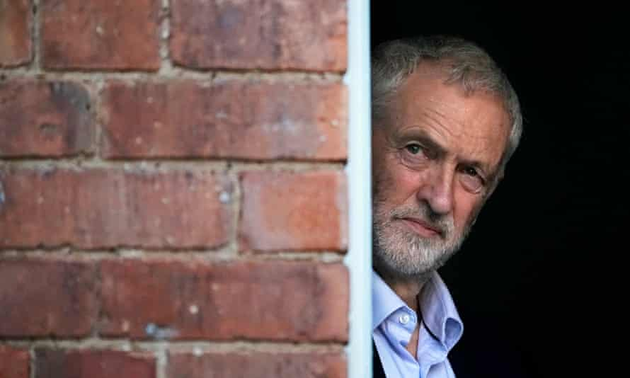 Jeremy Corbyn at a rally in Beeston this weekend: figures across his party warn there will be a major exodus of MPs, peers and councillors unless demands for change are met.