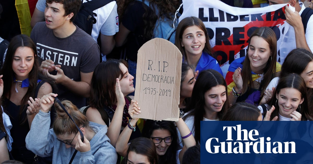 New generation, new tactics: the changing face of Catalan protests