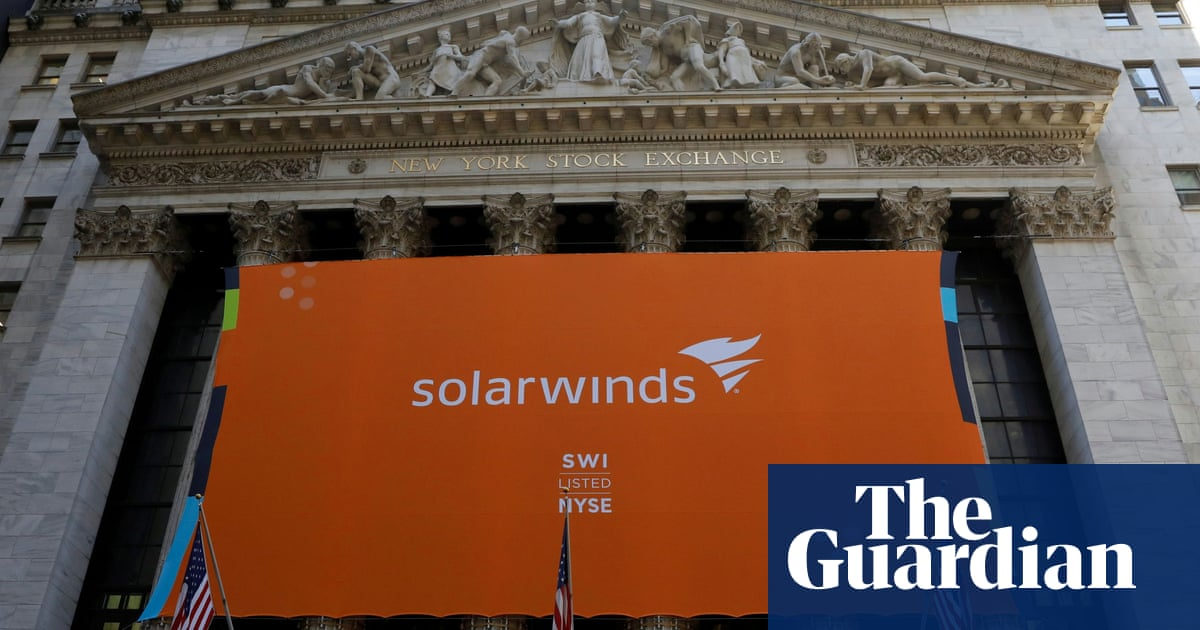 SolarWinds: company at the core of the Orion hack falls under scrutiny