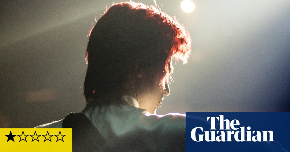 Stardust review – David Bowie biopic has no sparkle