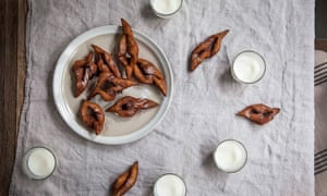 Icelandic kleinur 'doughnuts': 'As soon as they're fried and sprinkled with cinnamon sugar, they disappear – they're that good'